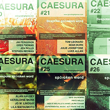 Caesura Edinburgh November 2015